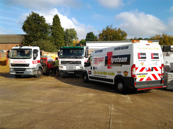 Tyre management by Tyreteam